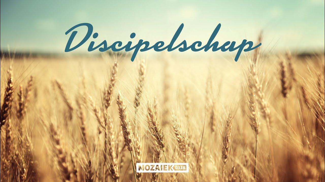 Preek: Discipelschap -  Martin Koornstra