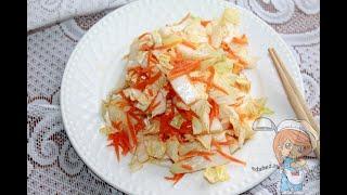 Как мариновать пекинскую капусту быстро и просто? Делюсь проверенным рецептом с фото!