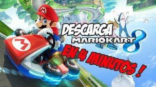 Mario kart 8 PARA PC + DLC | Emulador Cemu 1.11.5d