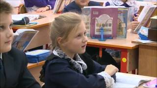 экскурсия по школе №53 г. Комсомольска-на-Амуре