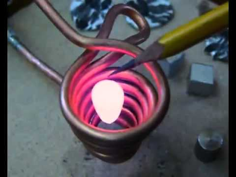 Levitation Coil - Induction Heating