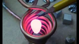 Levitation Coil - Induction Heating thumbnail