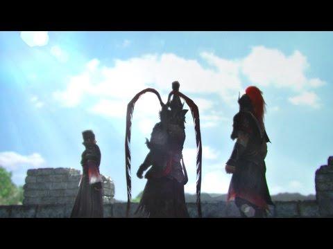 Dynasty Warriors 8: XL CE - Lu Bu Story Mode 5-IF - Battle of Dingtao (Ultimate)