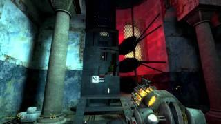 Half Life 2: Lost Coast walkthrough in HD