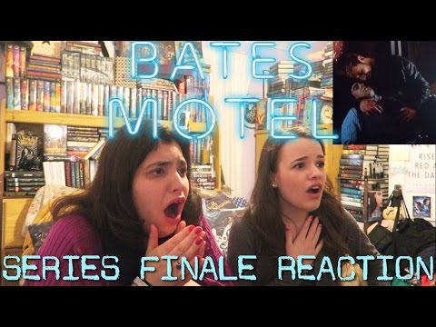 BATES MOTEL SERIES FINALE REACTION