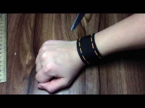 Как сделать крутой браслет?! / How To Make A Cool Bracelet?!