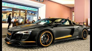 AUDI R8 Top Exhaust Sounds!!!