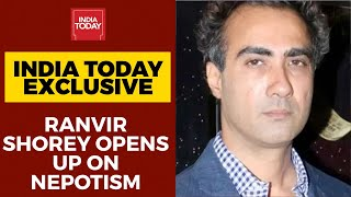 Ranvir Shorey Exclusive: Actor Opens Up On Nepotism, Slams Bollywood Gatekeepers   India Today
