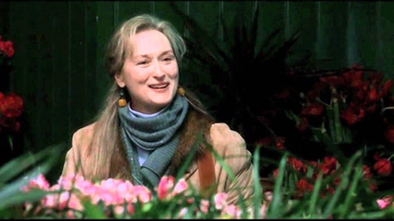 The Hours : Meryl Streep - YouTube