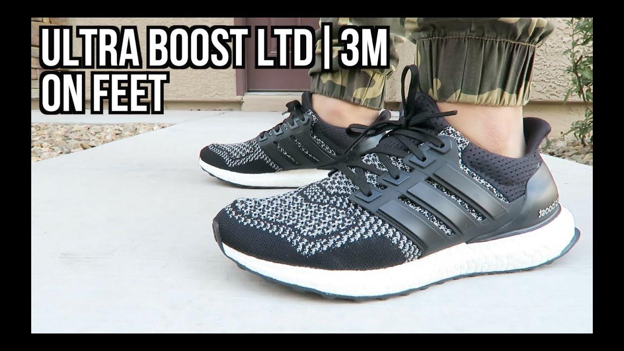 Adidas Ultra Boost LTD | 3M On Feet