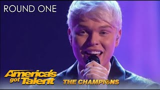 Jack Vidgen: Australia's Winner STOPPED Singing After Losing Voice Now BACK! AGT Champions 2020