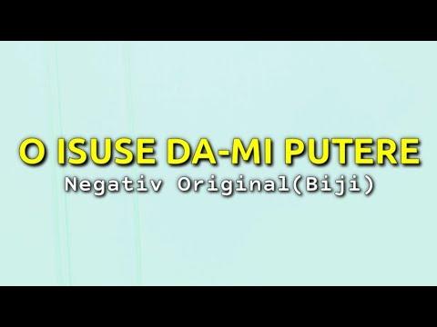 Download Negativ - O Isuse Da-mi Putere (Original Biji)