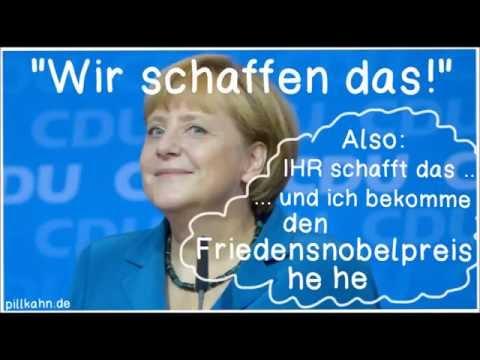 Die dunkle Macht von Angelika Merkel