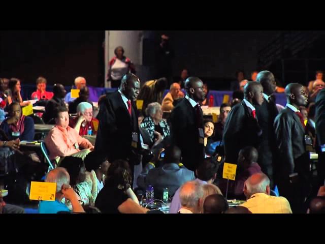 GC2012 April 26 Evening Plenary and Worship