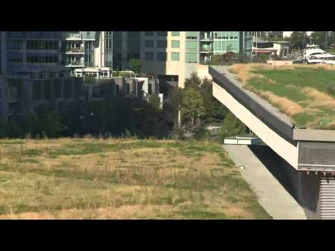 The Living Roof - Vancouver Convention Centre