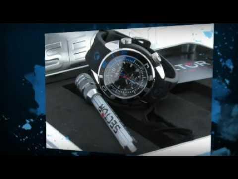 Orologio sector shark master 100 youtube - Sector dive master istruzioni ...