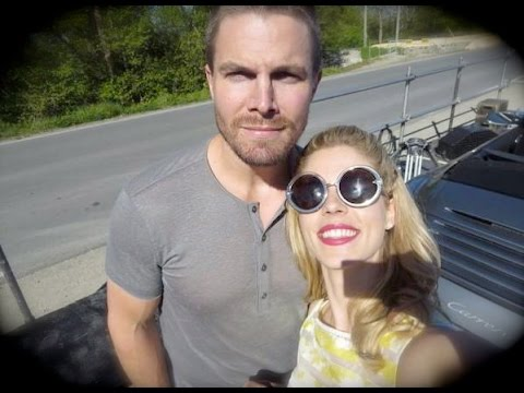 Stephen Amell & Emily Bett Rickards | Don't Stop (Humor) (Part 2)