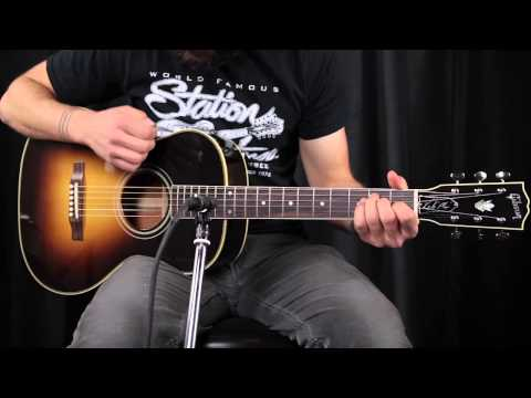 Gibson Keb Mo Bluesmaster - How does it sound?