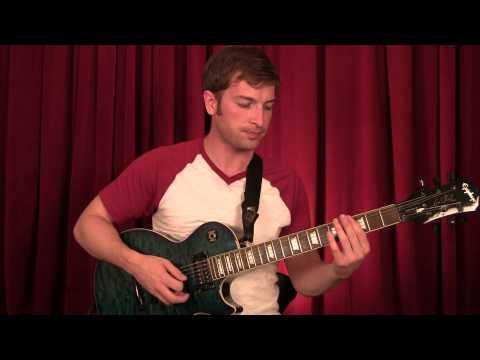 How to Play Love Bites (So do I) Halestorm Guitar lesson