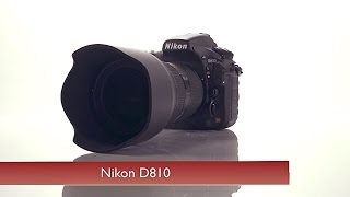 Hands-On Review: Nikon | D810