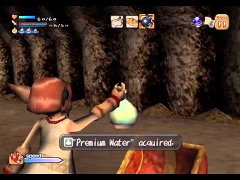 PS2 Longplay [058] Dark Cloud (part 01 of 11)