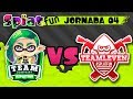 #Splatfun - Team DSimphony VS Team Leven (Jornada 04) Splatoon 2