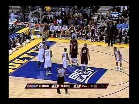 2008-09 CMU vs. Marquette - MBB