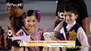FINAL PREINFANTES 2012 ( HD ) - 52 CONCURSO NACIONAL DE MARINERA 2012