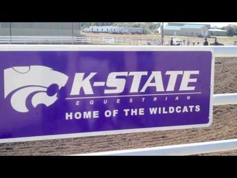 Kansas State University S Ncaa Equestrian Team Youtube
