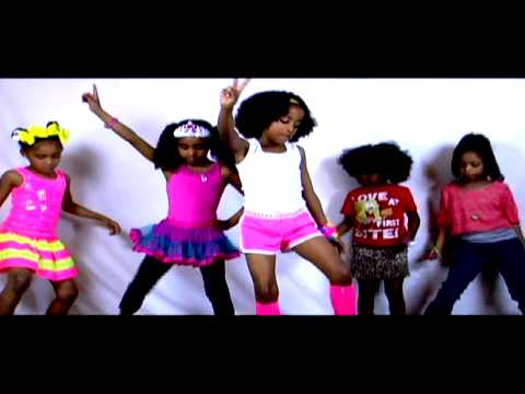 Baby Erin New Orleans Princess of Bounce video