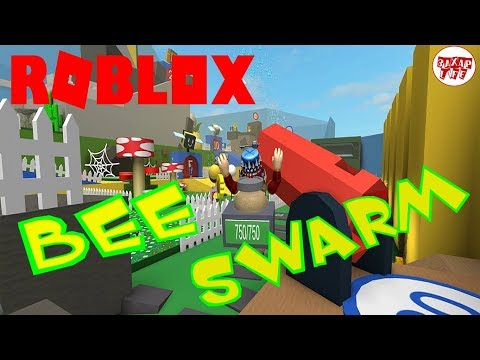 ROBLOX BEE SWARM: НЕВЕРОЯТНОЕ НАЧАЛО!
