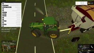 Heute stelle ich euch den BARBER MOTHER BINS TRAILER Mod für Landwirtschafts Simulator 15 vor.