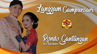 Download Langgam Campursari   Rondo Gantungan   Ais Salsabila  ( Official Music Video )