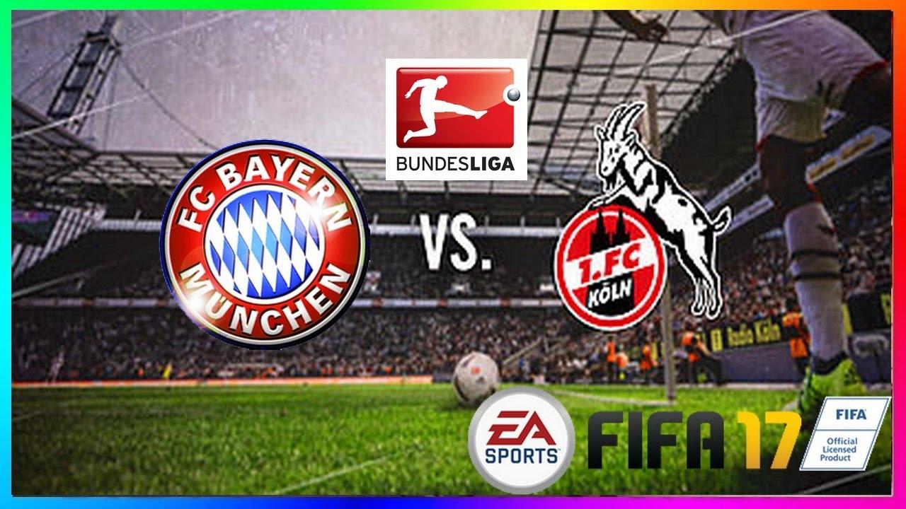 Fc Bayern 1. Fc Köln