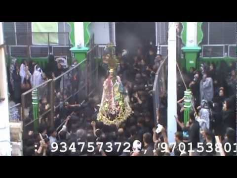 10th Muharram (Ashura) Juloos 1434, Hyderad, India