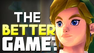 Is Skyward Sword BETTER Than Breath of The Wild?