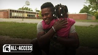 DeJuan Jones | Spartans All-Access | Michigan State Soccer