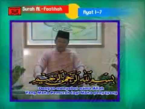 H MUAMMAR Z.A SURAT AL FATIHAH