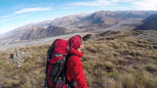 New Zealand 2015 - low budget backpacking