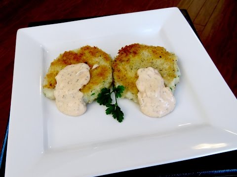 How To Make Easy Homemade Fish Cakes Recipe
