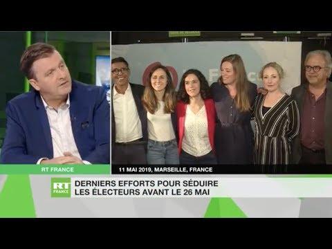 La France insoumise : l'Europe de la paix, l'Europe des peuples