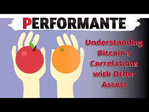 Understanding Bitcoin's Correlations With Other Assets