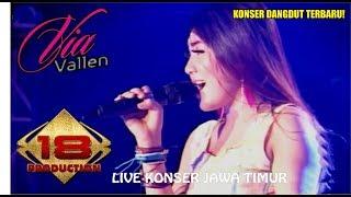 "Awal Naiknya ""VIA VALLEN"" Bawakan Lagu SID ~ SUNSET DI TANAH ANARKI (LIVE KONSER JAWA TENGAH 2016)"