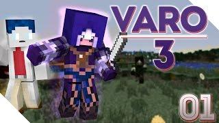 Veni Vidi Vici! - Minecraft VARO 3 Ep. 01 | VeniCraft | #ZickZack