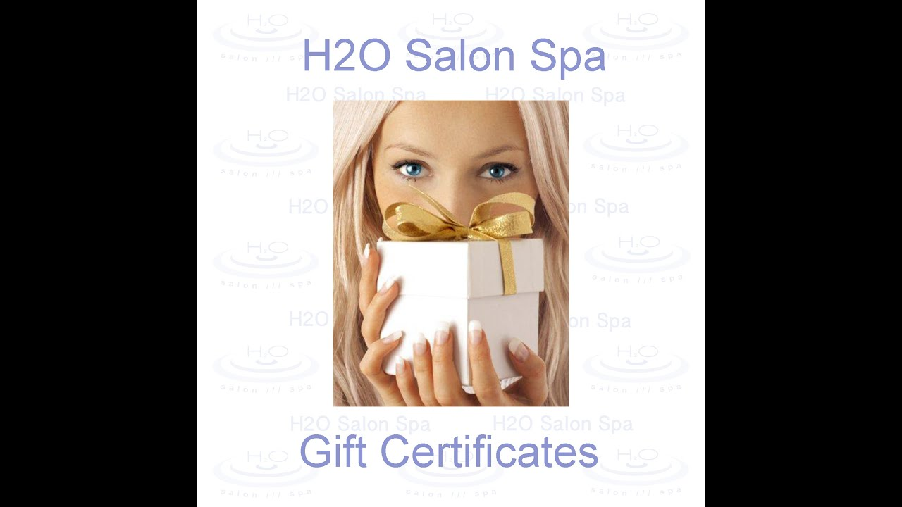 H2O Salon Spa beauty boutique manchester nh Bedford New ...