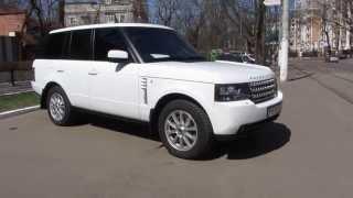 AutoBond - прокат авто Range Rover Vogue в Одессе(, 2013-04-09T08:09:52.000Z)