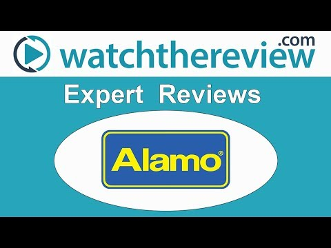 Alamo Rent A Car Review - Rental Car Reviews
