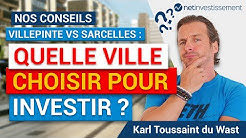 Match immobilier : Villepinte VS Sarcelles