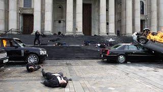 «Падение Лондона » фрагмент из фильм 🔥