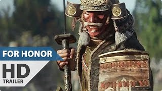 FOR HONOR Cinematic Trailer (E3 2016)